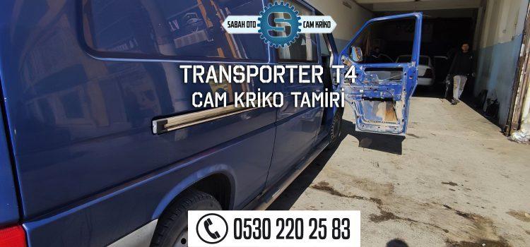 Transporter T4 Kriko Tamiri