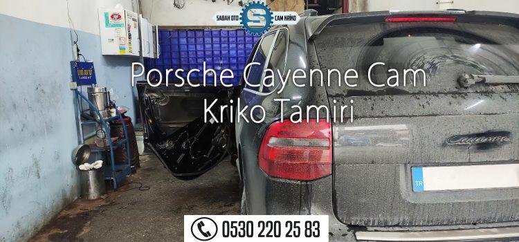 Porsche Cayenne Cam Kriko Tamiri