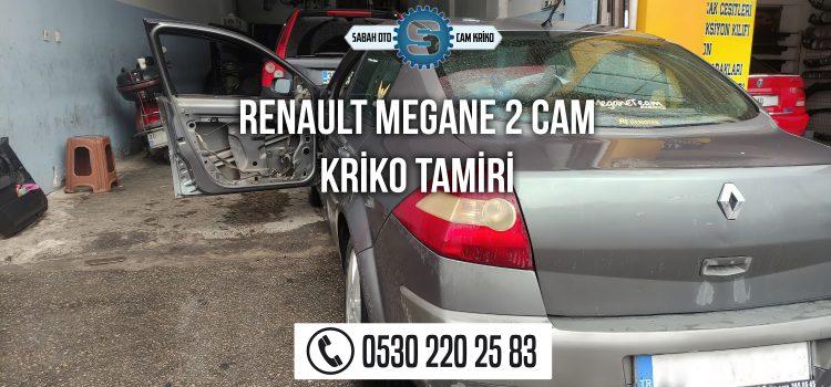 Renault Megan 2 Cam Kriko Tamiri