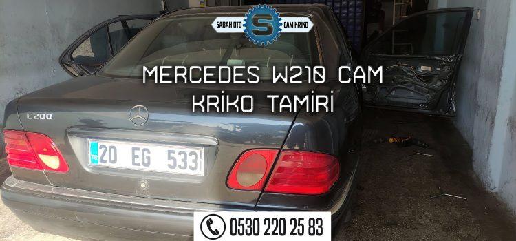 Mercedes W210 Kriko Tamiri