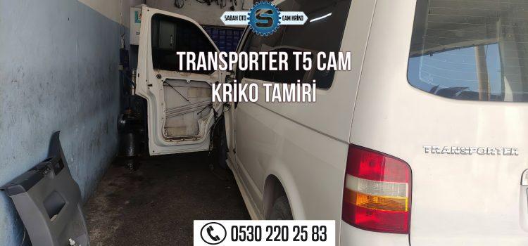 Transporter T5 Cam Kriko Tamiri