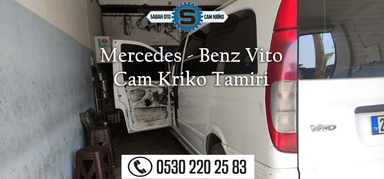 Mercedes – Benz Vito Cam Kriko Tamiri