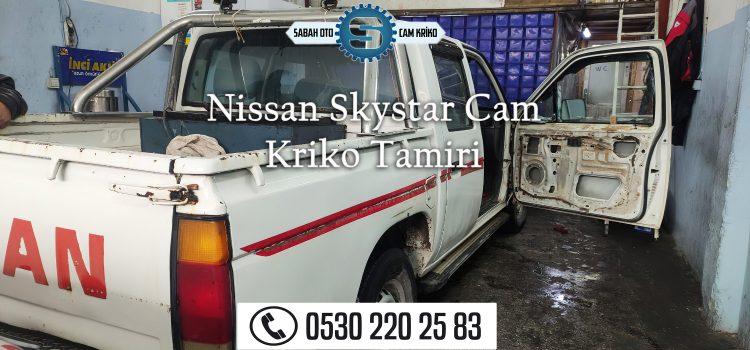 Nissan Skystar Cam Kriko Tamiri