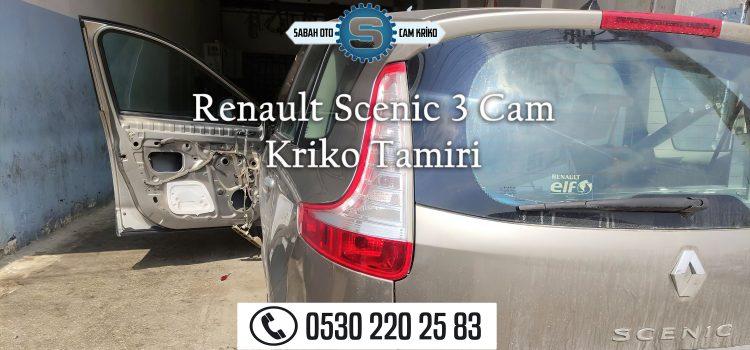 Renault Scenic 3 Cam Kriko Tamiri