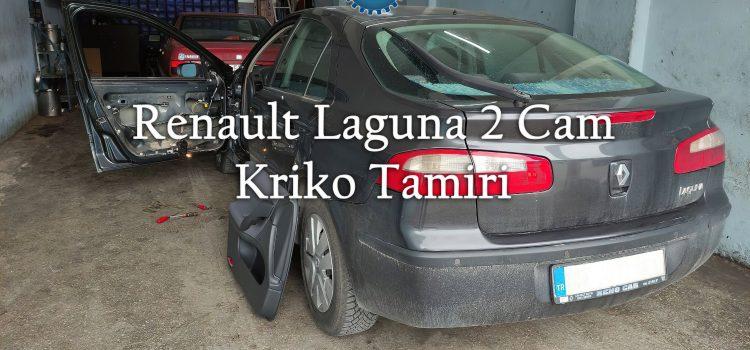 Renault Laguna 2 Cam Kriko Tamiri