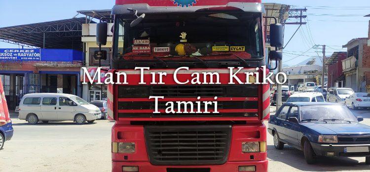 Man Tır Cam Kriko Tamiri