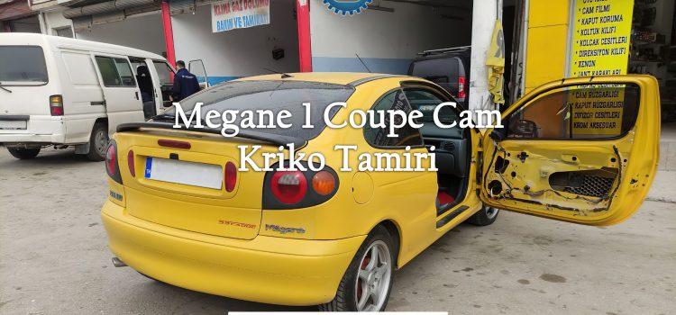 Megane 1 Coupe Cam Kriko Tamiri