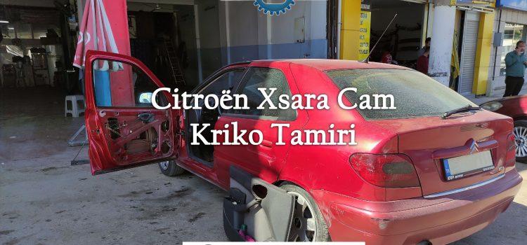 Citroën Xsara Cam Kriko Tamiri